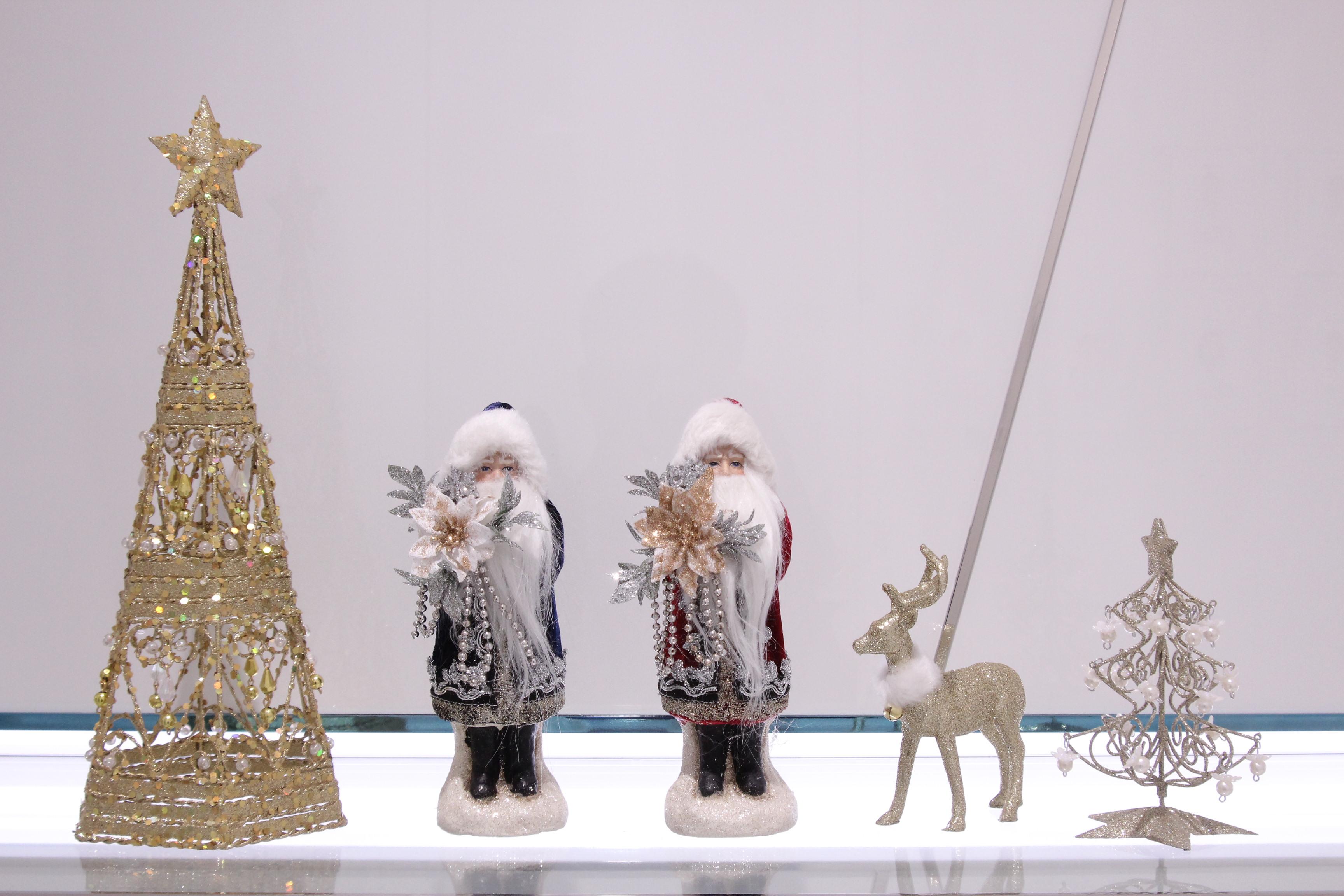 クリスマスの飾り画像